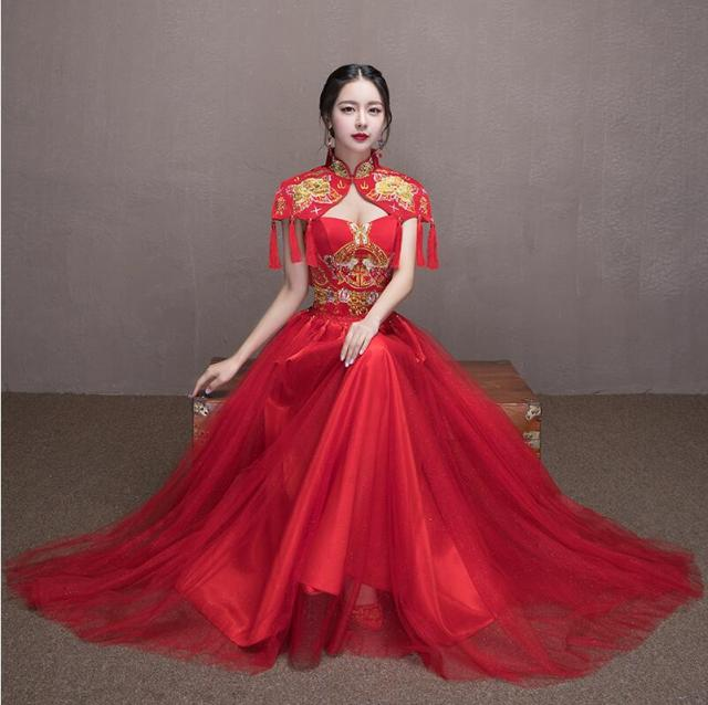 Chinese Wedding Dress.Chinese Wedding Dress Fashion Dresses