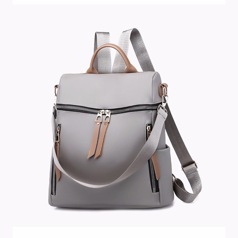 Trend Fashion Women Backpack New High Quality Wild Style Leather Backpacks For Teenage Girls Female