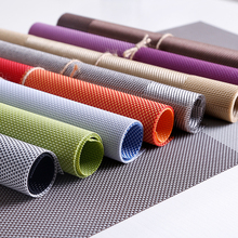 Waterproof Placemat Dining Table Mats Pot Bowl Pad Napkin Dining Table Tray Mat Coasters Kids Table Insulation Pads Hot Sale