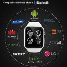 Neue Bluetooth Smart Uhr G868 ips-bildschirm armbanduhr smartwatch kamera sim-karte für Android samsung xiaomi telefon smartwatch G900
