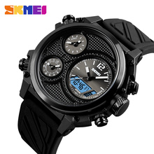 SKMEI Brand Sports Watches Mens Top Brand Luxury Waterproof Men Wrist