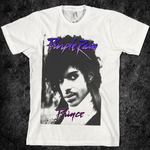 Online buy wholesale t shirt prince from china t shirt for Purple rain shirt prince