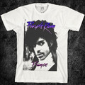 vintage, 80s, purple rain, prince t shirt, retro, rock, guitar, tour, band Tops Tee Shirts