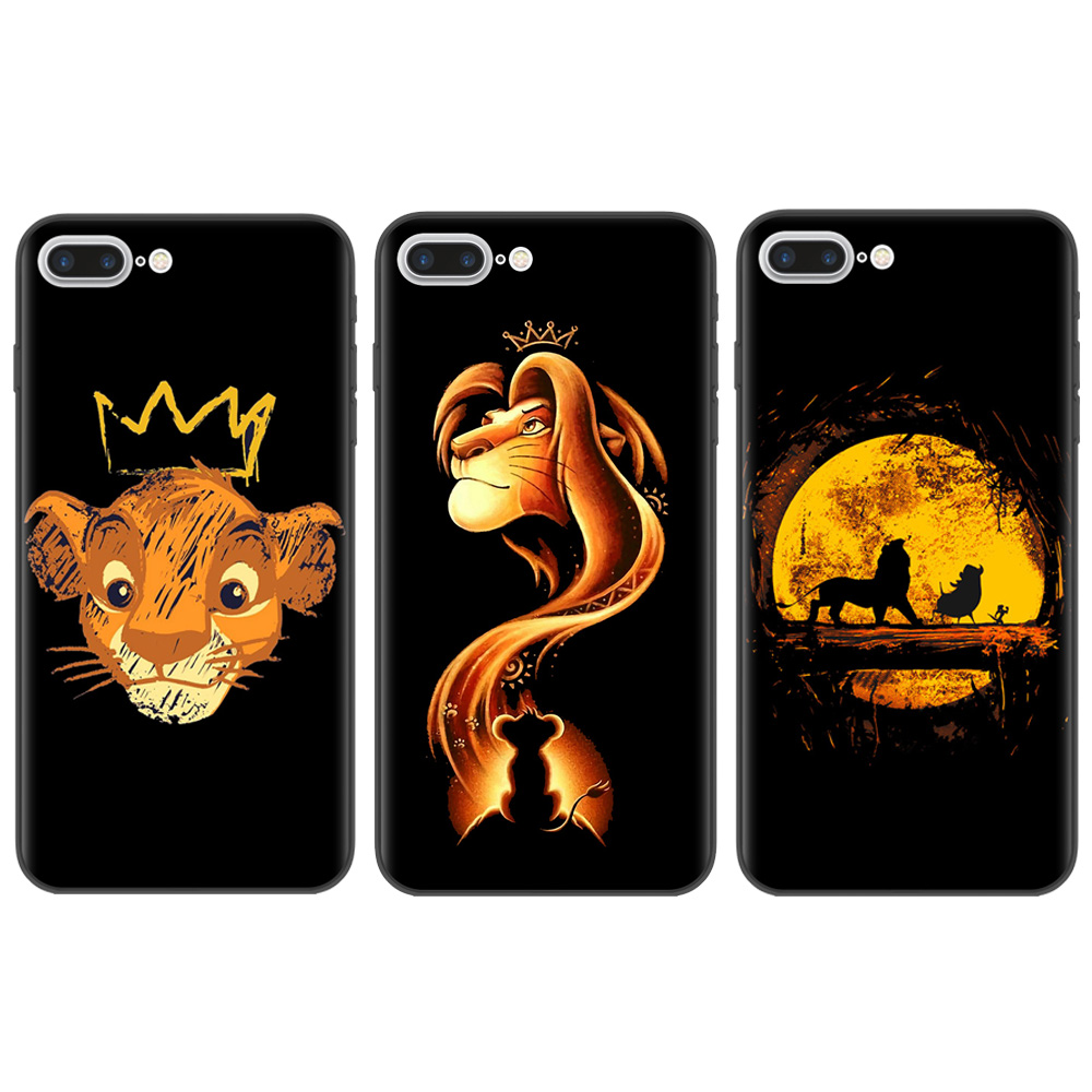 RUIXKJ For <font><b>iphone</b></font> 7 <font><b>6</b></font> X <font><b>Case</b></font> The <font><b>Lion</b></font> <font><b>King</b></font> Best Coque Shell Luxury Phone <font><b>Case</b></font> for <font><b>iPhone</b></font> X 8 7 <font><b>6</b></font> 6S Plus X 5S SE XR XS Max <font><b>Cases</b></font> image