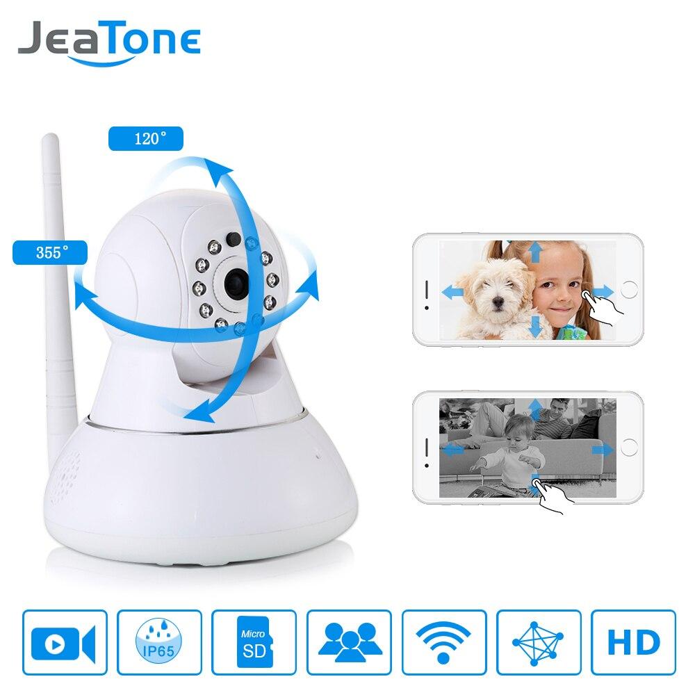 Jeatone HD.View IP Camera Wireless 720P IP Security Camera ...