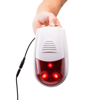 System Bezprzewodowy Telefon Alarmowy w Domu Opieki Opieki Nad Osobami Starszymi Mindewin Wc i Łazienka Połączenie Alarmowe i Światło Ostrzegawcze
