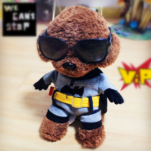 Hot Cats outfit small Dogs Puppy pet Costume Clothes funny suit Nurse Batman Captain American Uniform & Hot Cats outfit small Dogs Puppy pet Costume Clothes funny suit ...