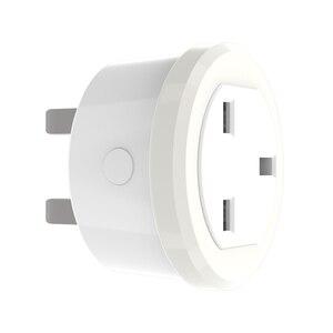 Image 1 - NEO COOLCAM Z wave Plus Smart Power Plug UK Socket Smart Home Automation Alarm System home