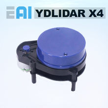 EAI YDLIDAR X4 LIDAR Laser Radar Scanner Ranging Sensor Module 10 meters 5KHz Ranging Frequency EAI YDLIDAR-X4 for ROS(China)