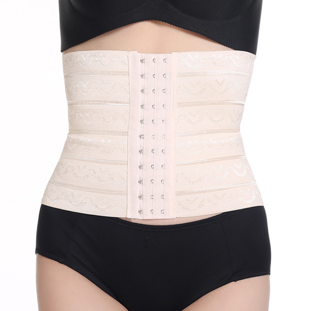 New Hot L Size Waist Diet Body Slim Shaper Postpartum Recovery Corset Belt Support Hot Selling