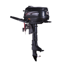 Hidea Boat Engine  Long Shaft  4 Stroke 6HP  Outboard Motor