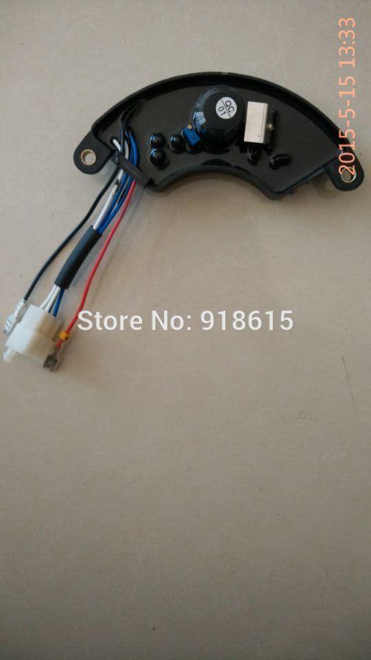 HJ.5K18-BX 5kw AVR generator parts  automatic voltage regulator single phaseHJ.5K18-BX 5kw AVR generator parts  automatic voltage regulator single phase
