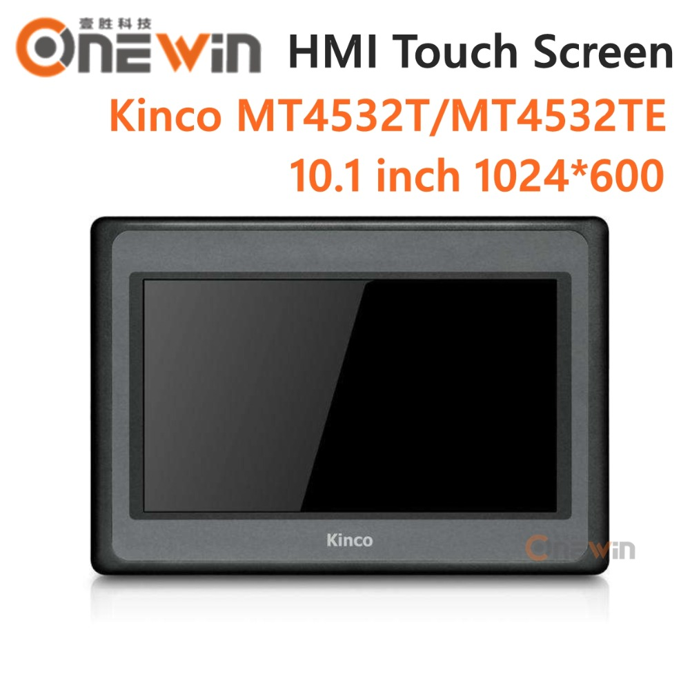 Kinco MT4532TE MT4532T HMI Touch Screen 10.1 inch 1024*600 Ethernet 1 USB Host new Human Machine Interface 15 inch touch operator panel display screen hmi 1024 768 ethernet usb host sd card mt8150ie weinview with programing cable