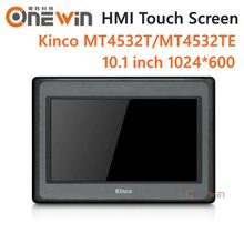 Kinco mt4532te mt4532t hmi tela de toque 10.1 polegada 1024*600 ethernet 1 usb host nova interface da máquina humana