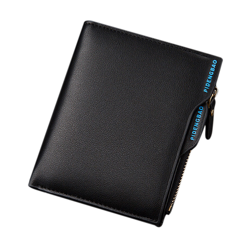 High Quality Wallet for Men Leather New Purse Fashion Trifold Designer Business Casual Card Holder Male Brand Mcvilla sun young dc 10 5 28v to ac 230v 300w grid tie inverter for solar panel iron grey dc 10 5 28v