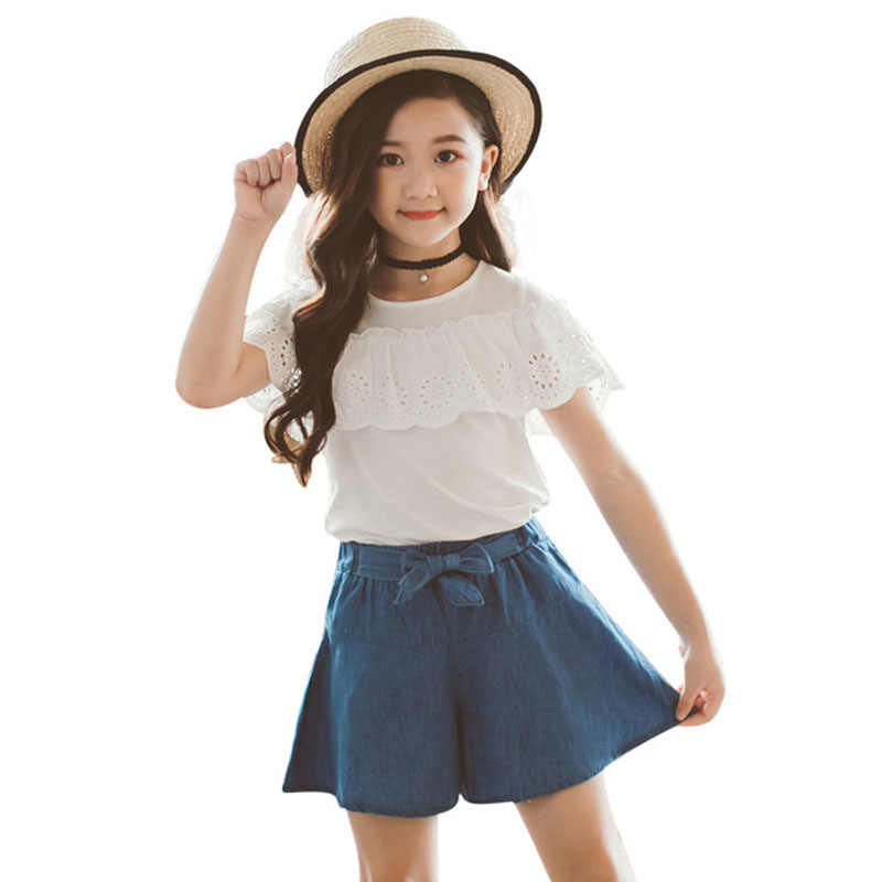 b7ca686be1911 Detail Feedback Questions about Children Clothing Summer Girls ...