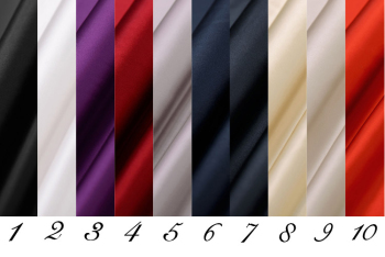 Silk heavy satin fabric 30mm