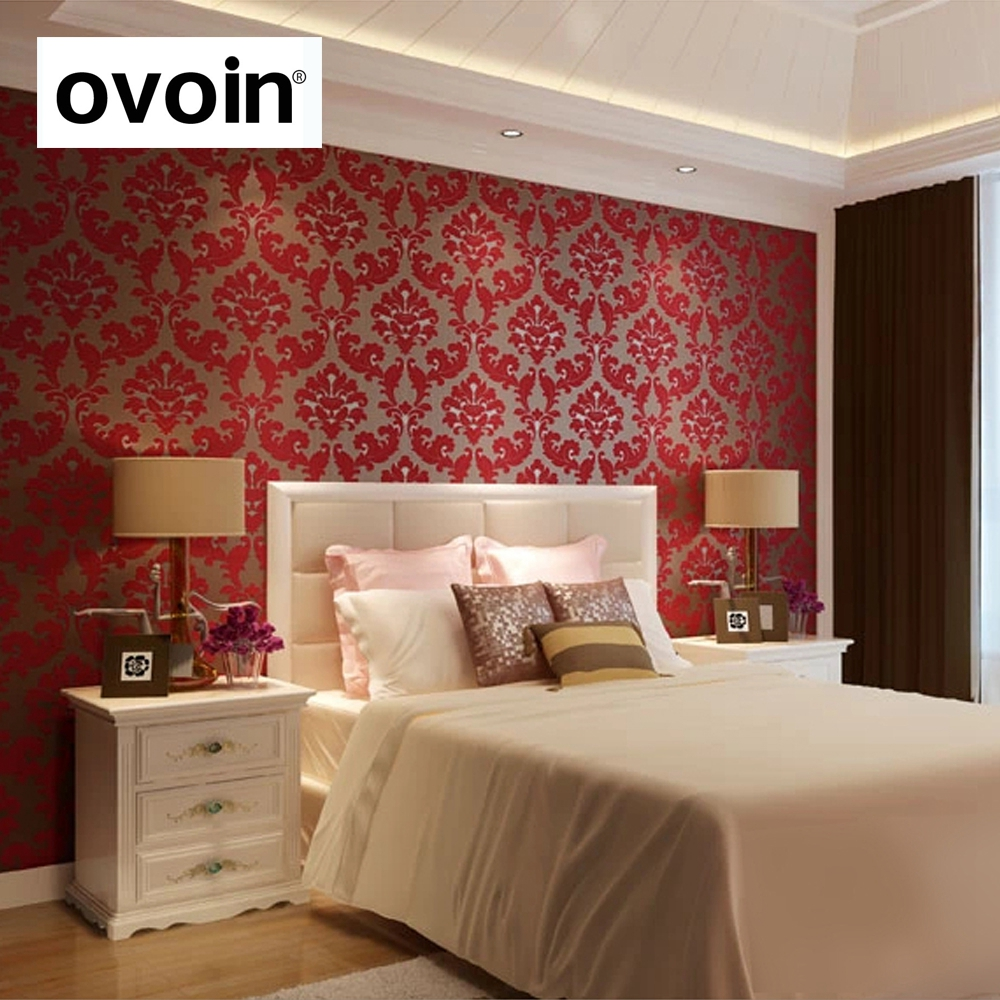 Romantic Bedroom Wallpaper Compare Prices On Romantic Wallpaper Online Shopping Buy Low
