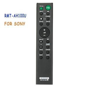 Nueva reemplazar RMT-AH100U Control remoto para Sony Sound Bar audio en casa Sistema de HT-CT180 SA-CT180 SA-WCT180 inalámbrico Control
