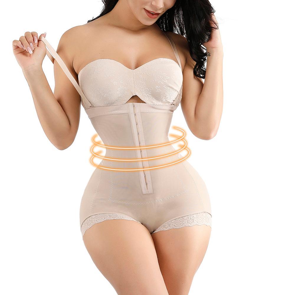 Lover Beauty Slimming Underwear Bodysuit Body Shaper Waist Shaper Shapewear Postpartum Recovery Modeling Shaper