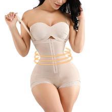 Нижнее белье для похудения Lover Beauty, боди, Формирователь талии, формирователь для послеродового восстановления, моделирующий формирователь
