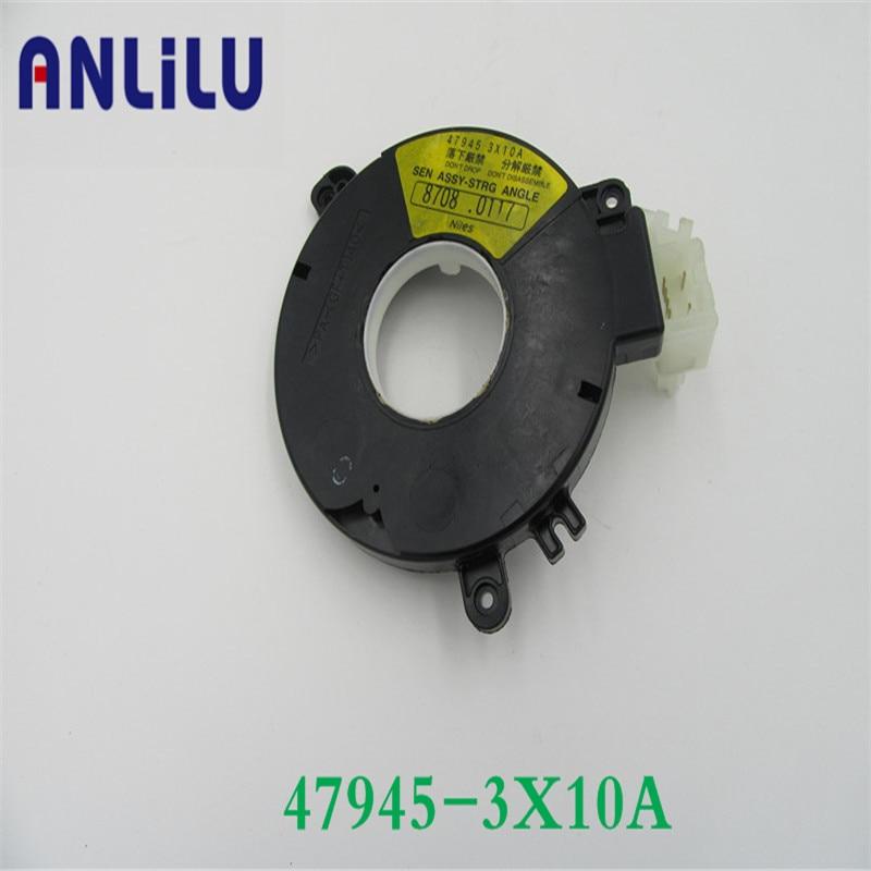 Steering Wheel Angle Sensor 47945-3X10A for Nissan Frontier Xterra Pathfinder