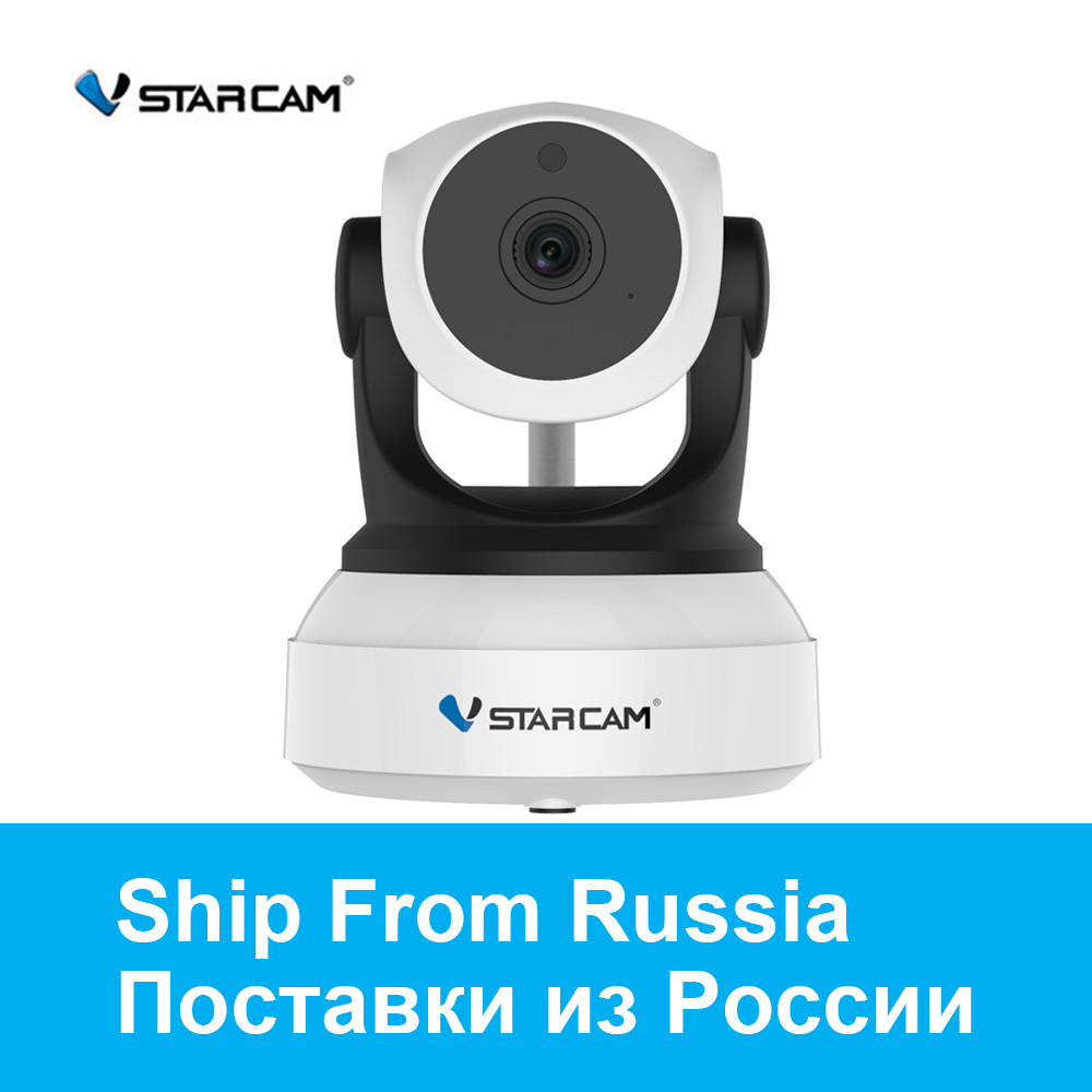 Vstarcam C7824WIP 720P HD Video Surveillance Camera CCTV IP Camera Wireless IR-Cut Camera WIFI Indoor Night Camera Baby PK C25 vstarcam c7824wip free shipping onvif 2 0 720p ip camera wireless wifi cctv ip camera with eye4 app indoor pan
