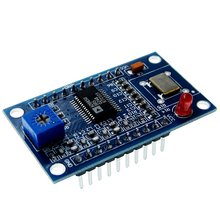 Модуль генератора сигналов AD9850 DDS, испытательное оборудование 0 40 МГц