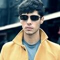 New diseñador de la marca polaroid gafas de sol de aluminio y magnesio polarizado gafas de sol de los hombres masculinos de conducción gafas de sol para los hombres gafas de sol