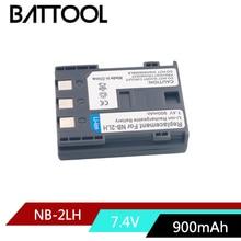 1X NB-2L NB 2L NB2L NB-2LH Bateria Li-ion Recarregável para CANON EOS 350D 400D G7 G9 S30 S40 PowerShot S70 Optura 400