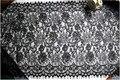 Кружевная тесьма для ресниц 3 м/лот, ширина 50 см, белый, черный, «сделай сам», французская изысканная вышивка, кружевная ткань, свадебные аксе...