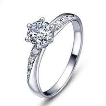 Процентов ювелирный блестящие продать циркон посеребренные палец продажа кольца женский оптовая