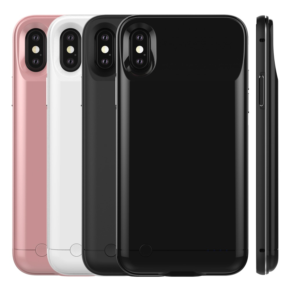 Power Case For Apple iphone X Battery Case Backup External