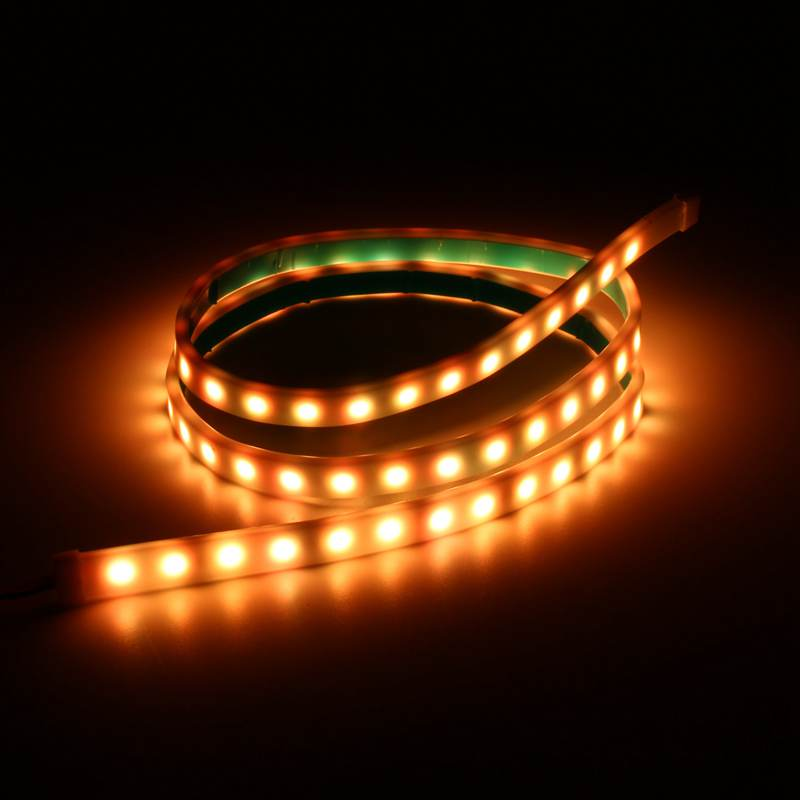 120cm Car Auto Tail Light RGB LED Strip 7W Multicolor Bar Truck Daytime Running Lights Brake Stop Light Turn Signal Lamp DC12V