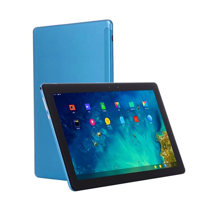 10 pouces Android 9.0 huit Core 4G + 64G tablette Android pc WiFi Bluetooth GPS IPS 2560x1600 affichage de la durée de vie des tablettes 8000 mA