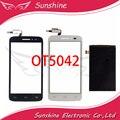 Датчик касания для Alcatel POP 2 5042D OT5042 5042 ЖК-Дисплей С Сенсорным Экраном Дигитайзер Панели