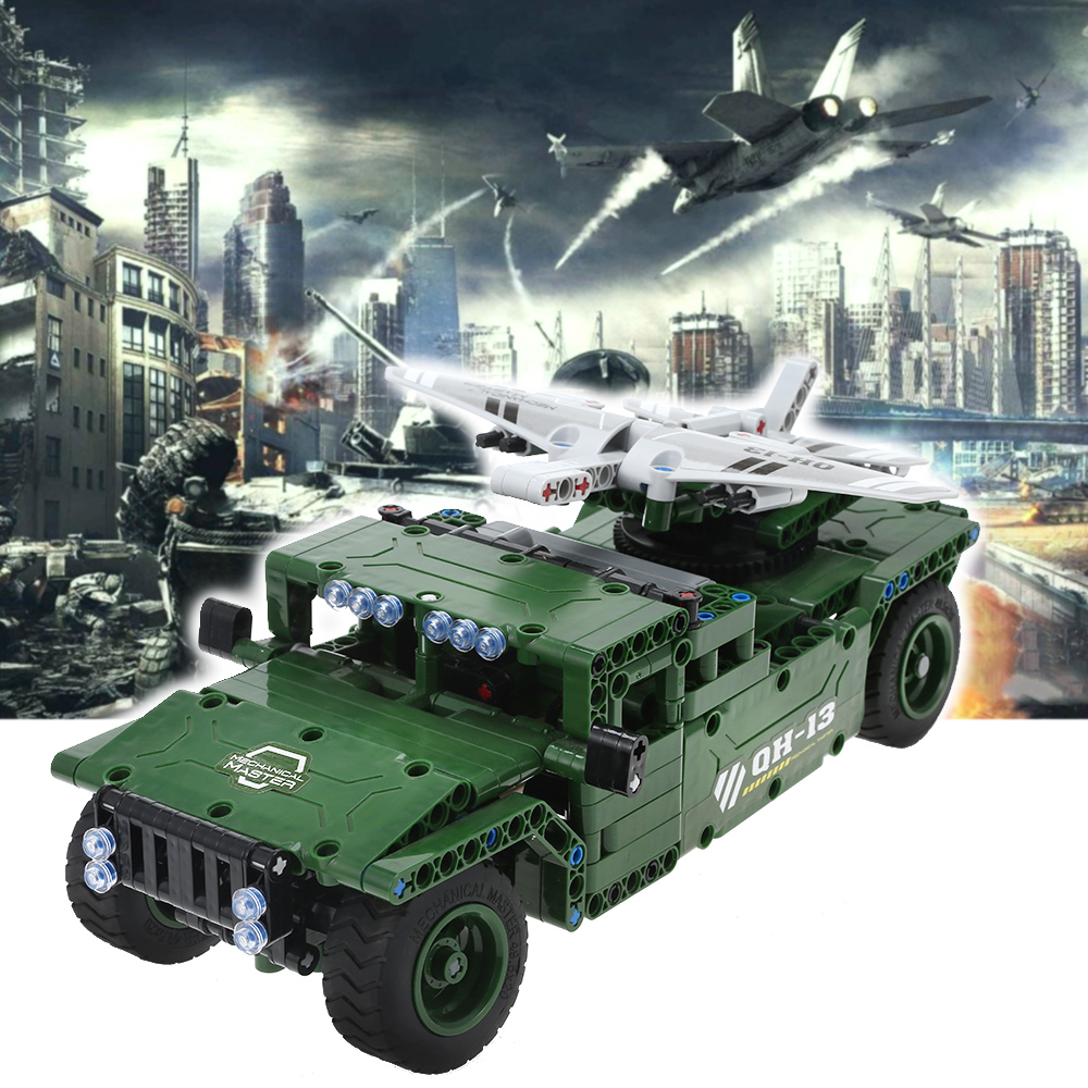 Remote Control Toys RC Cars Military Armored Car Building 506pcs Block RC Cars Gift For Boy KidsRemote Control Toys RC Cars Military Armored Car Building 506pcs Block RC Cars Gift For Boy Kids