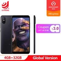 Турция 2 ~ 5 рабочих дней Глобальный Версия Xiaomi Mi A2 4 Гб оперативной памяти 32 Гб ПЗУ 5,99 полный Экран Snapdragon 660 двойной Камера Android один телефон