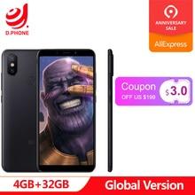 Turkey 3~7 Work Days Global Version Xiaomi Mi A2 4GB Ram 32GB Rom 5.99