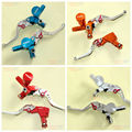 CNC 5 color 22mm universal motorcycle brake master cylinder e-bike brake clutch levers automatic power