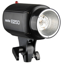 Chaude speedlite flash Godox E250 Pro Studio de Photographie Stroboscopique Photo Flash Lumière 250 W Studio Blitz 220 V