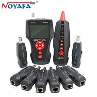 Оригинальный Noyafa NF 8601W провод трекер для BNC PING POE RJ11 телефонной линии RJ45 локальной сети кабельного тестера Диагностика тон детектор