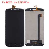 LCD Display For DEXP Ixion ES255 Fire Screen Display Touch Screen Assembly For DEXP Ixion ES255 Fire Free Tools