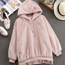 Buy fluffy hoodie and get free shipping on AliExpress.com