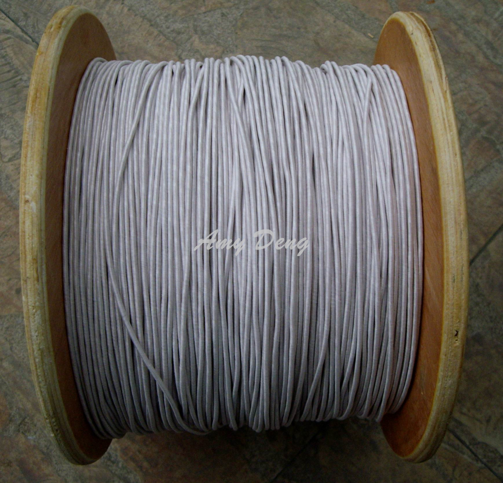 20 Meters/lot  0.07X119X2 (238 Strands) Litz Strands Of Copper By Selling Cotton Polyester Envelope Meters