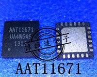 20Pcs AAT11671-Q7-T QFN24 AAT11671 New