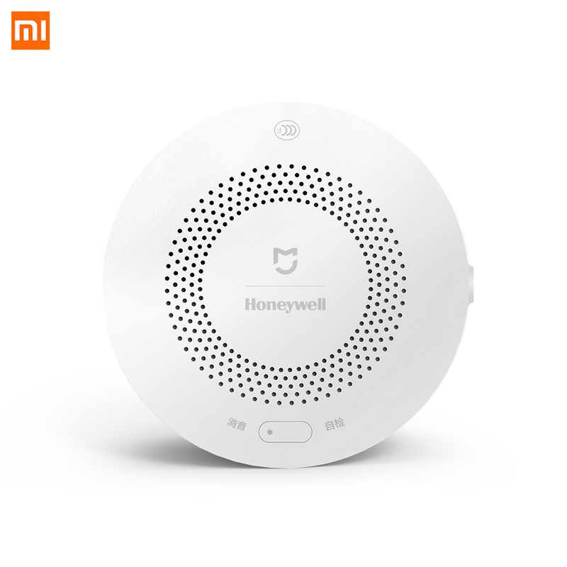 Xiaomi Honeywell Gas Alarm Detector Zigbee Remote Control CH4 Detect Monitoring Ceiling Wall Mounted Easy Install