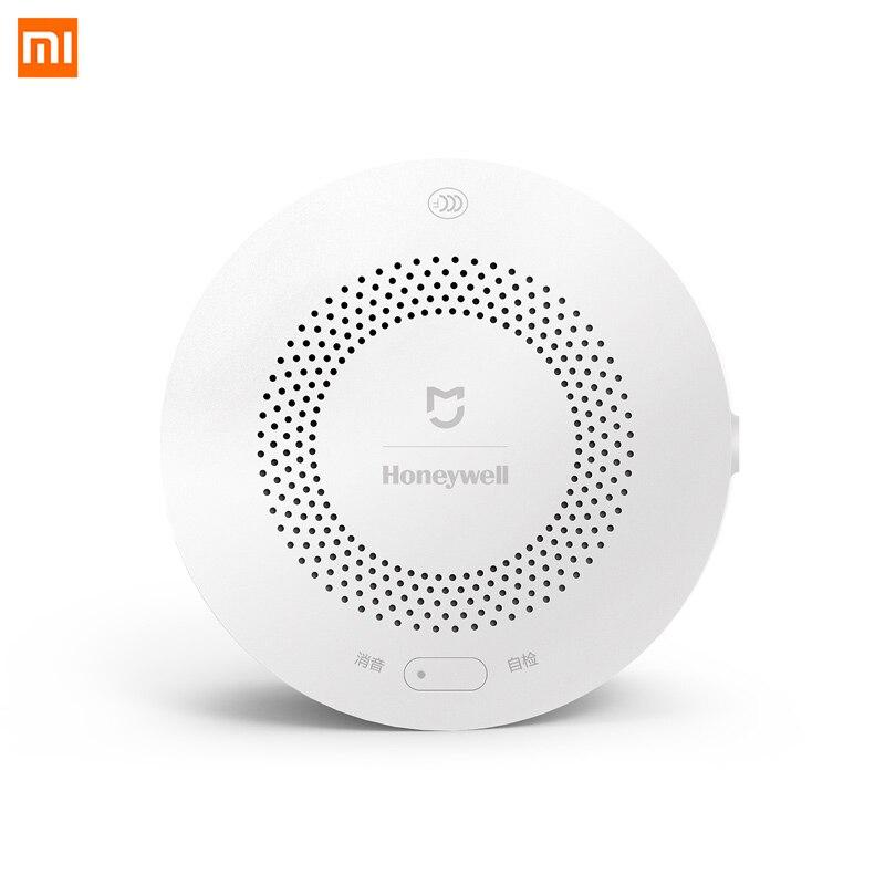 Xiaomi Honeywell Gas Alarm Detector Zigbee Afstandsbediening CH4 Detecteren Monitoring Plafond Wandmontage Gemakkelijk Installeren Werk Mijia APP-in Thuis Automatiseringsmodulen van Consumentenelektronica op  Groep 1