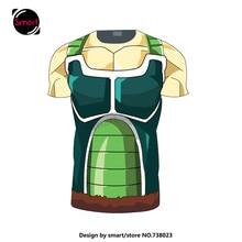 Best Seller Dragon Ball Z T Fitness T-shirt – Many Designs