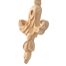 Vintage Wooden Ornament for Home Decor